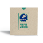 Paypal Europe Verified Account