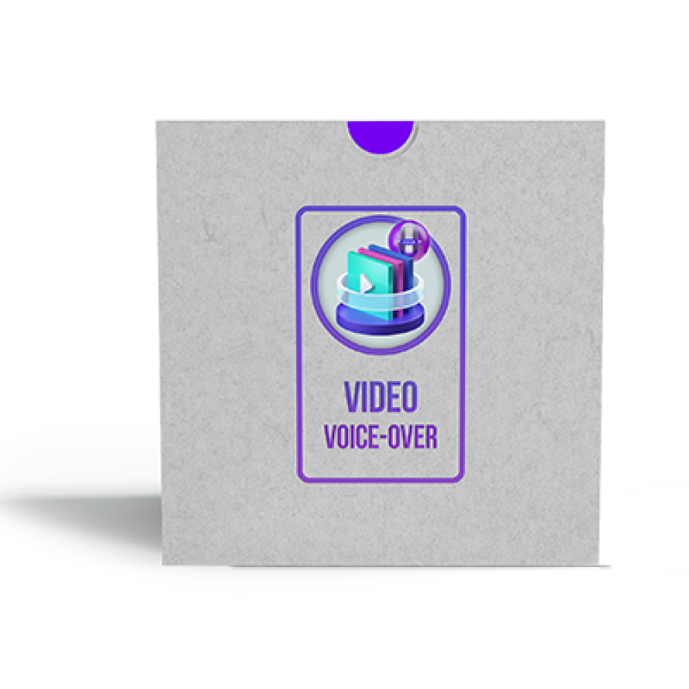 Video - Voice-Over